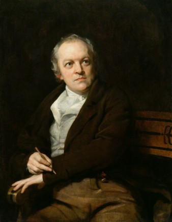 William Blake, by Thomas Phillips, oil on canvas, 1807