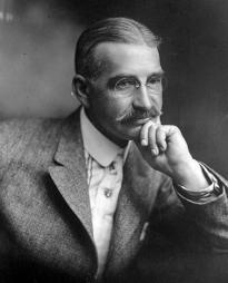 L. Frank Baum, circa 1911.