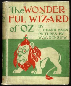 1900 first edition cover, George M. Hill, Chicago, New York.