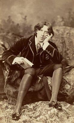 Oscar Wilde, 1881